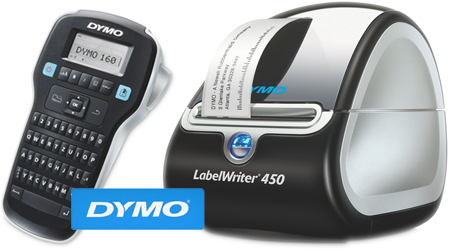 Using Dymo labellers to work smarter – and a giveaway!